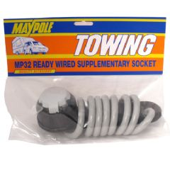 Maypole Ready Wired Socket 12S - 032